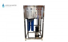 African Water Purification 2000 GPD Reverse Osmosis Purifier Industrial (250lph)