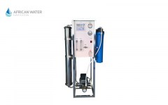African Water Purification 2000 Gpd RO Industrial system