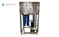 African Water Purification 4000 GPD Reverse Osmosis System Industrial
