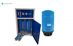 African Water Purification 600 GPD Reverse Osmosis Water Purifier