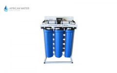 African Water Purification 800 GPD Reverse Osmosis Unit Light