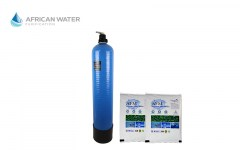 African Water Purification AFM Glass Media 1054 Vessel with Manual Head