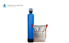 African Water Purification Activated Carbon 1054 Vessel With Automatic Head